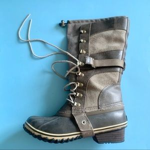 Like New Tread (Little Wear) Sorel Winter Boots